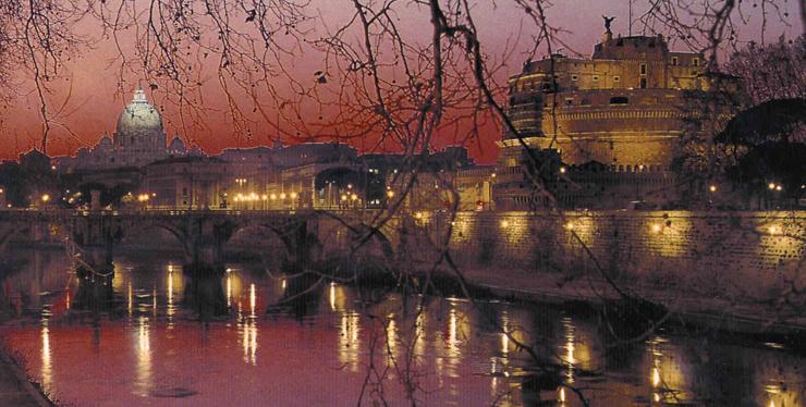 Roma - Castel Sant' Angelo