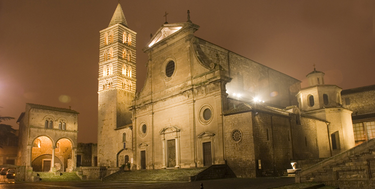 Duomo San Lorenzo - Viterbo